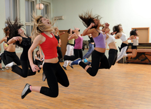 Aerobic Exercise like Dance Class Most Efficient for Fat Loss