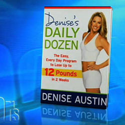 "Denise Austin's ""Daily Dozen"" Weight Loss Plan - AHB"