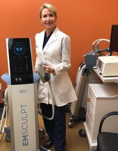 First Dermatology Practice in Arizona with Emsculpt