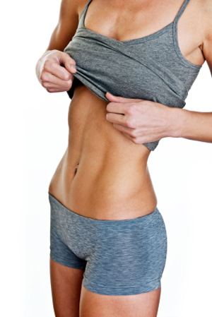 how to keep light tummy and not overeat