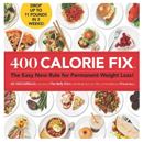 Lose the Holiday Weight with the  400 Calorie Fix Diet Book