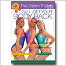 A new 30-minute fitness DVD is available that is broken out into 10-minute increments to target key areas for new moms to get fit.