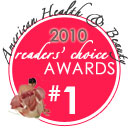 2010 American Health and Beauty Readers' Choice Awards