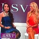 RSVP, the new show hosted by Dr. Tess Mauricio is geared towards international women and welcomes Real Housewives of Orange County's Gretchen Rossi on RSVP Show to talk independence, inspiration and special aesthetic treatments!
