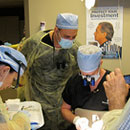 NeoGraft Hair Transplant Demonstrated at ISHRS Live Surgery Workshop