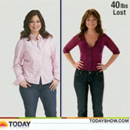 With the start of a new year, many are trying to beat the bulge and lose the weight that&#039;s haunted them for years.  Valerie Bertinelli shares her story on <i>The Today Show</i> with Meredith Viera and in her new book, <i>Finding It.</i>