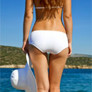 New advances in liposuction technology provide the beautiful contours many patients desire.